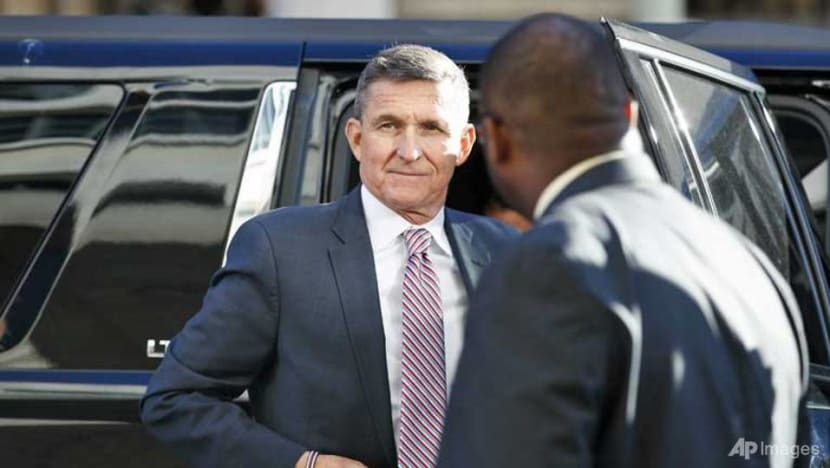 Trump's ex-security chief Flynn sold country out, says judge