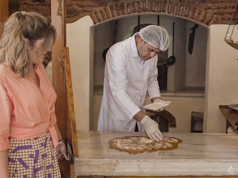 The story of a 240-year-old sweet shop that makes Turkish Delights fit for a king