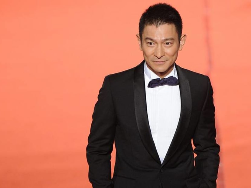 Andy Lau's magic touch calmed agitated fan who waited 8 hours to meet him