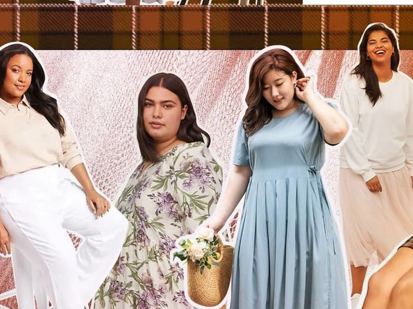 Ladies, here's where to shop for plus-size clothes that suit Asian bodies