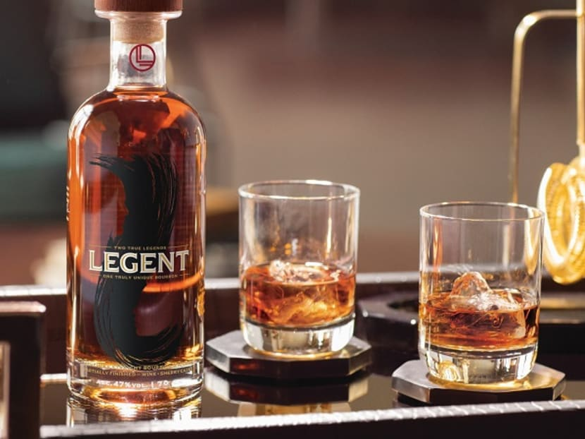 The making of a Legent: A taste of two distinctive worlds in a single bottle
