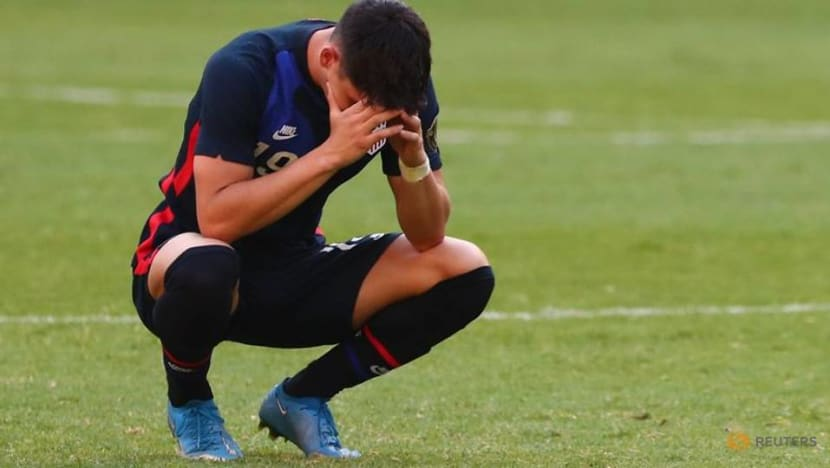 Soccer-US men's team 'devastated' at failing to qualify for Olympics: coach