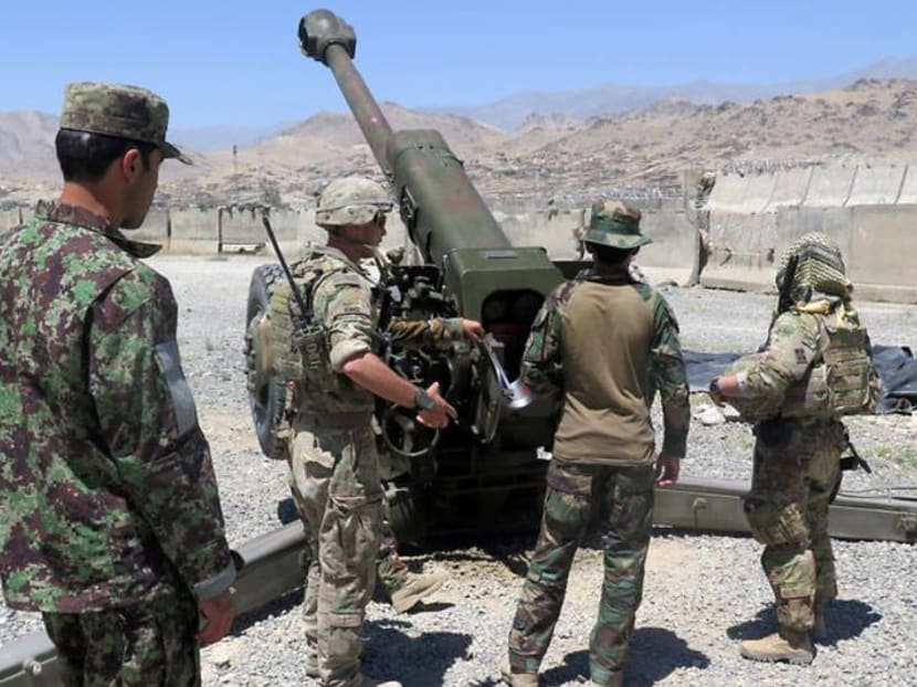 Commentary: Afghanistan is not ready for foreign troops to leave