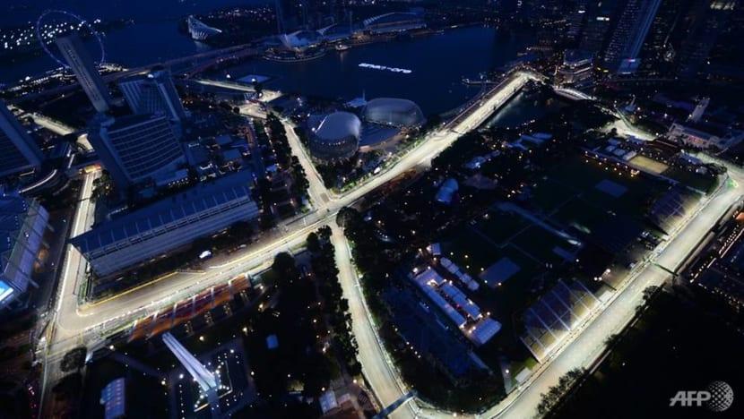 Roads around Marina Centre, Padang to be closed for F1 Singapore Grand Prix