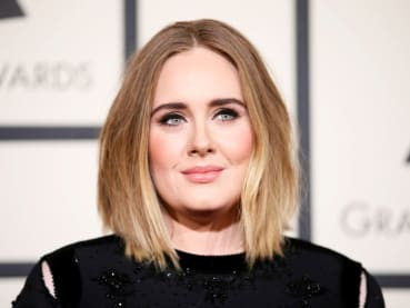 Adele makes music comeback with new single Easy On Me