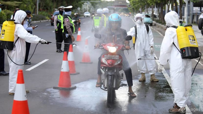 Indonesia confirms 64 new coronavirus cases, 10 new deaths