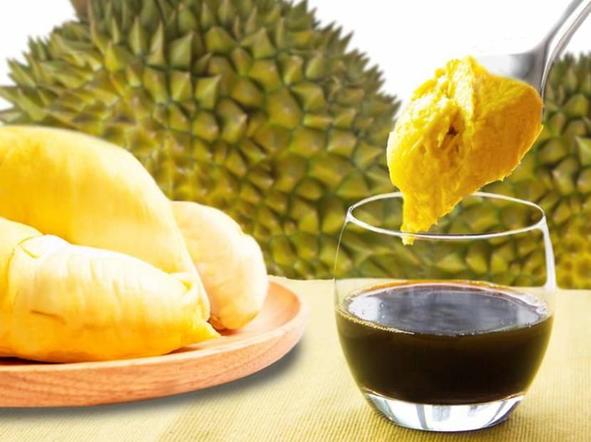 Durian cold drip coffee is actually a thing – with durian mochi on the side