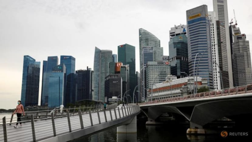 Singapore economy expected to contract 6% this year as private-sector economists downgrade forecasts: MAS survey
