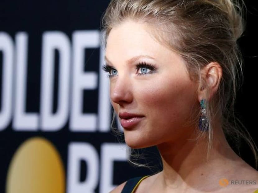 Taylor Swift lashes out at Trump's tweet on Minnesota riot