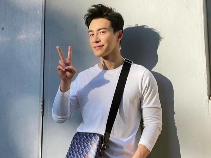 Lawrence Wong shows us how to style Montblanc's Maison Kitsune collection