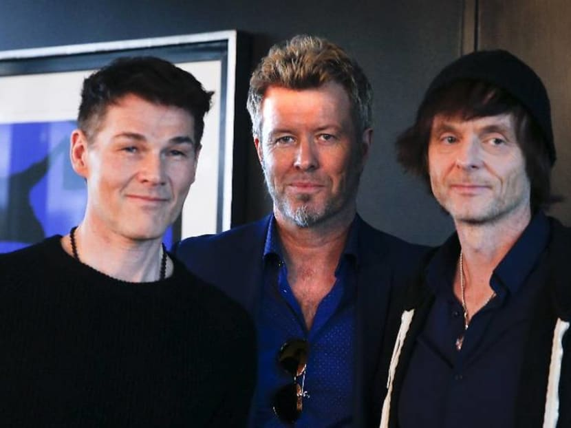 A-ha to perform in Singapore for the first time at Turf Club in Kranji
