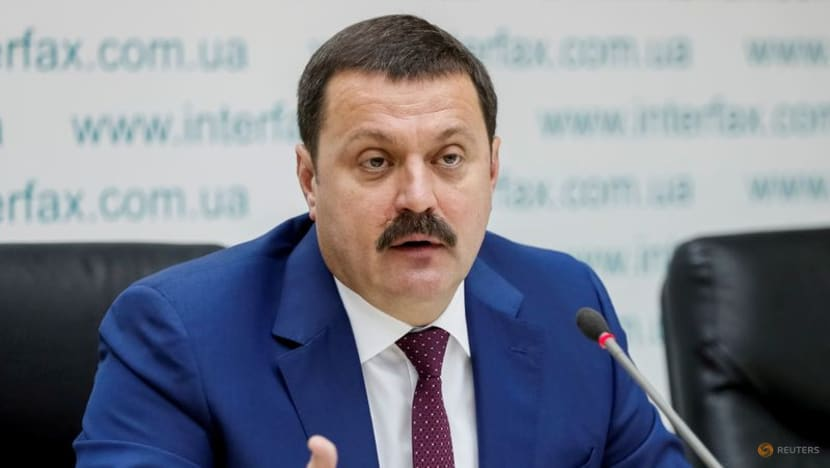 Ukraine imposes sanctions on lawmaker accused of meddling in US election