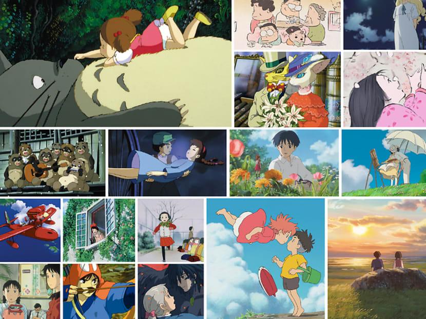 Netflix to stream 21 Studio Ghibli films in Singapore starting Feb 1