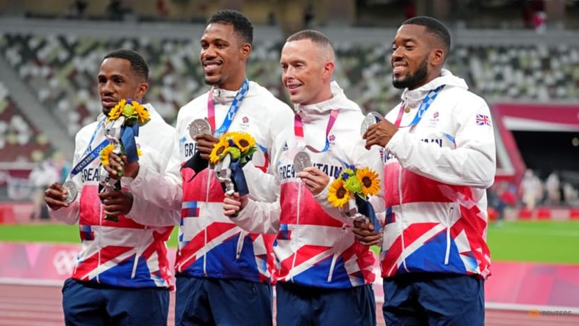 'Tragic' if British relay team mates lose Olympic silver over Ujah's doping test: BOA chief