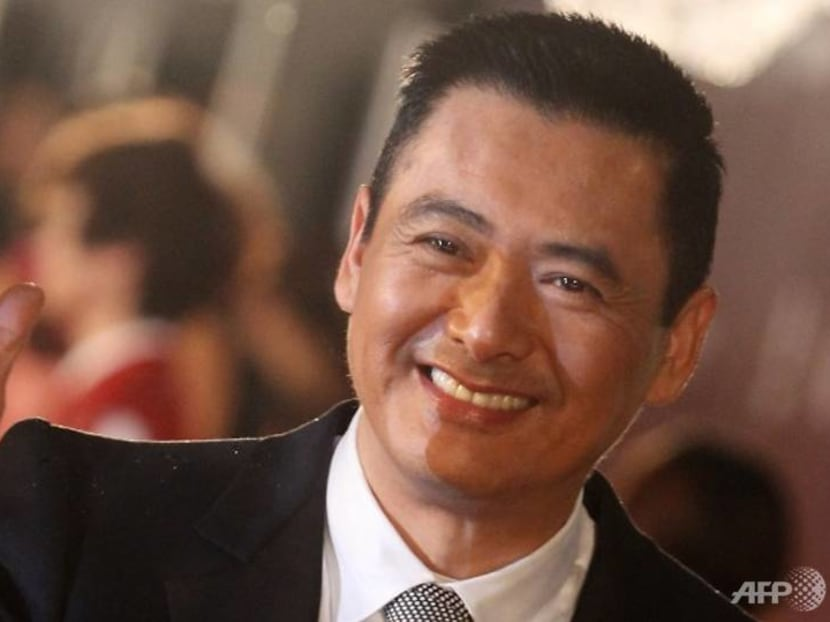 Hong Kong actor Chow Yun Fat vows to donate entire fortune after death
