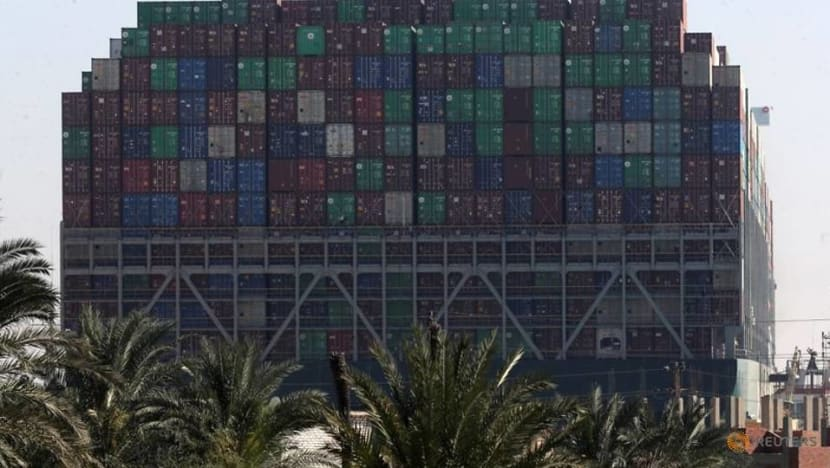 Strong wind not main reason for Suez ship grounding: Canal chief
