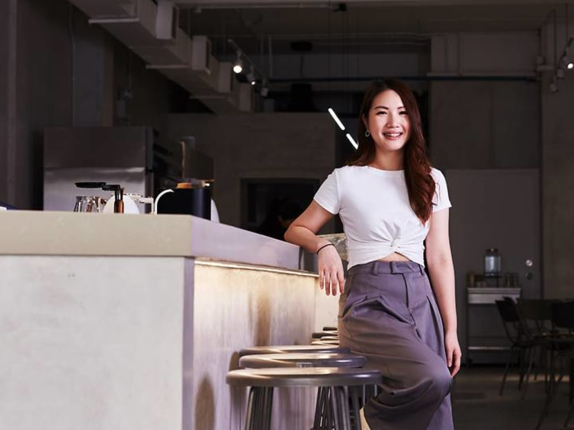 Singapore's 'coffee princess' has the enviable job of judging other people's brews