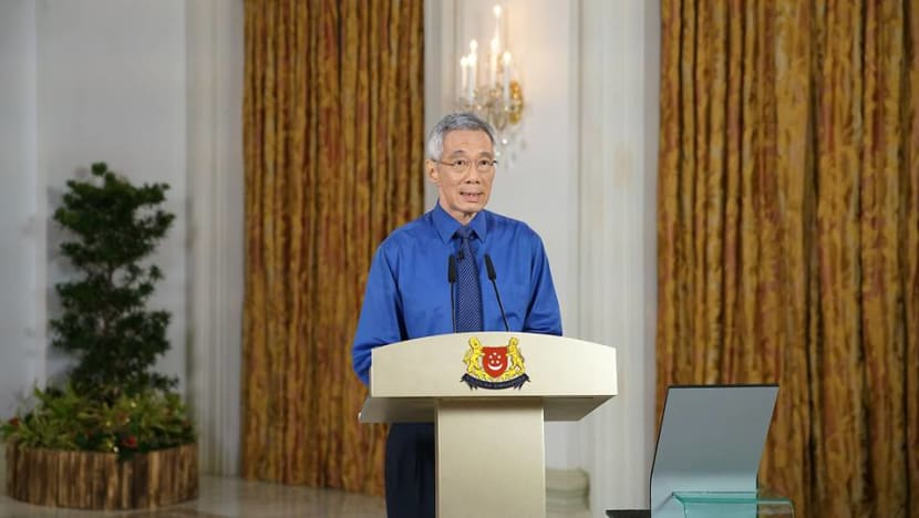 In full: PM Lee's address on extension of 'circuit breaker' measures