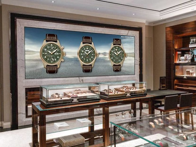 Phase 2: How to safely try on a watch or a diamond ring? Retailers respond