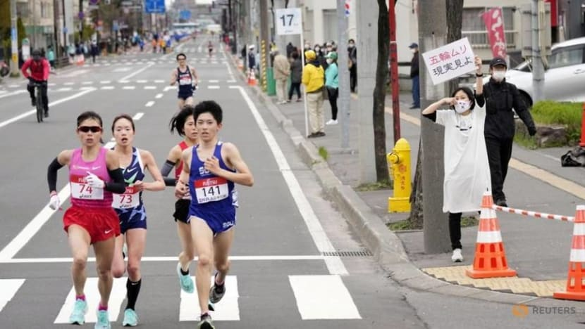 Olympics-Fear Of Missing Out keeps athletes onside for Tokyo