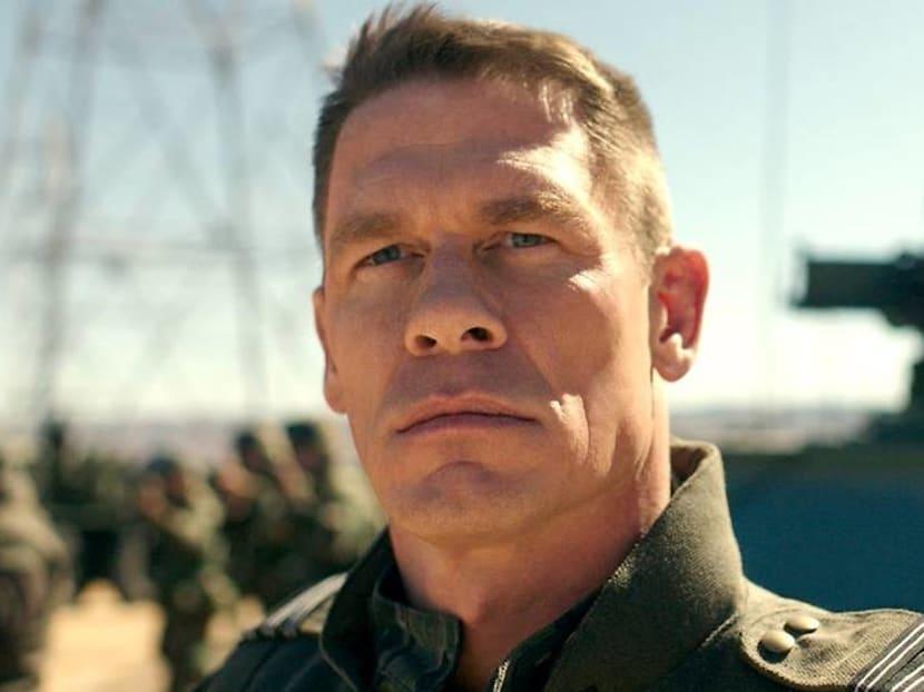 John Cena follows fellow wrestler Dwayne Johnson's lead to star in Fast & Furious 9