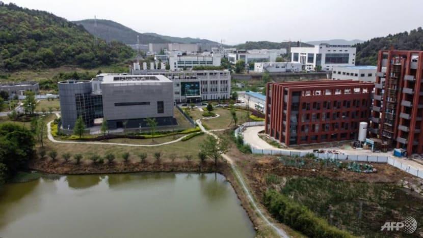 China offers glimpse inside Wuhan lab near COVID-19 origin