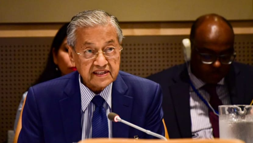 'Genocide': Malaysian PM Mahathir urges international community to act on Rohingya issue
