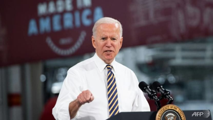 Biden offers Hong Kong residents in US temporary safe haven