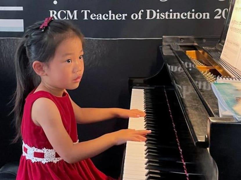 Meet a pint-size US piano prodigy