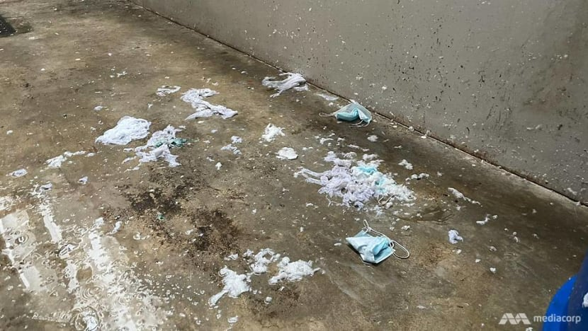 More than 1,000 enforcement actions taken against high-rise litterbugs last year