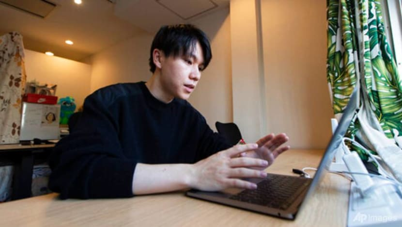 Japan youngster starts volunteer online message counselling