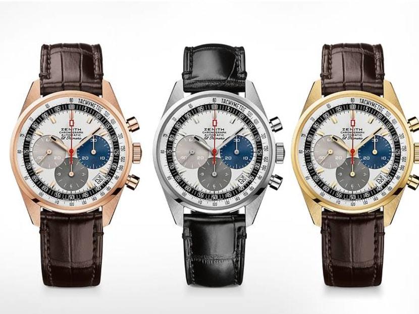 Baselworld 2019: Meet the three 50th anniversary models of the Zenith El Primero chronograph