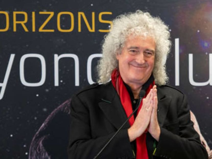 Queen's Brian May revealed he suffered a heart attack and 'could have died'