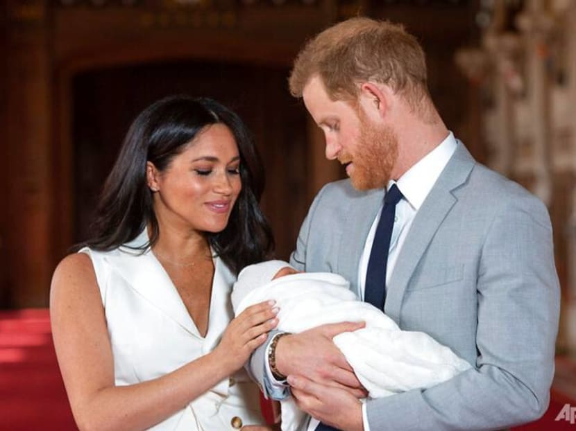 Why is Harry and Meghan's son Archie not a prince? Here's an explainer