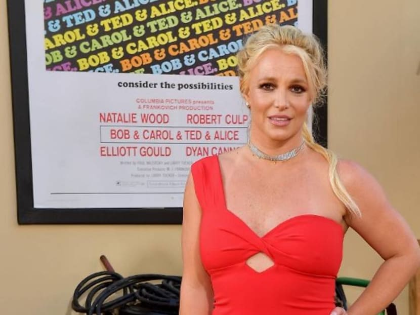 Oops, pop star Britney Spears accidentally burnt down her home gym