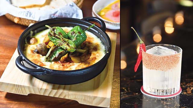 香港酒吧餐厅 主打亚洲风墨西哥菜