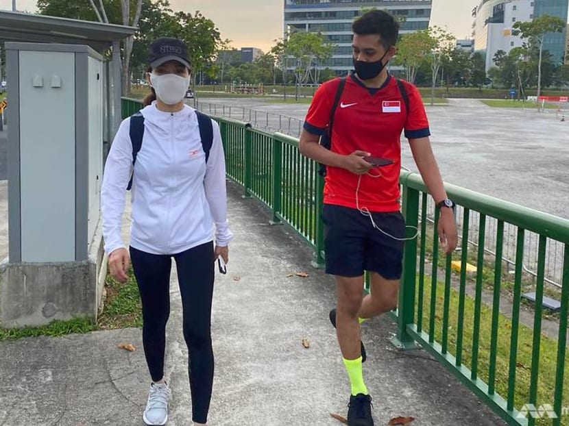 As it happens: CNA explores Singapore on foot Day 3 with surprise guest Zoe Tay