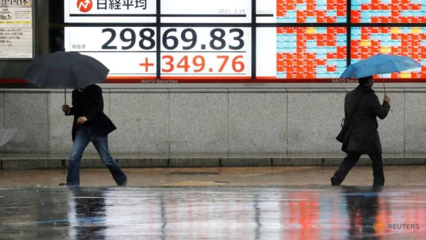 Nikkei ends flat; startup Mercari jumps on first annual profit outlook