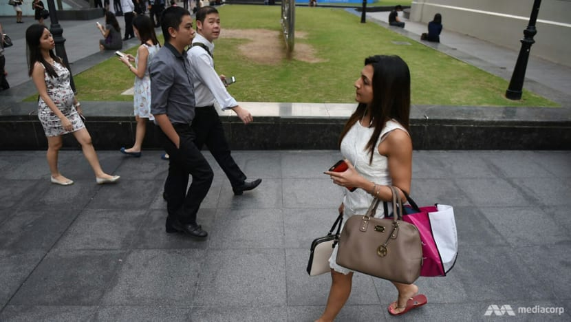 The Big Read: Breaking Singapore's workaholic culture - CNA