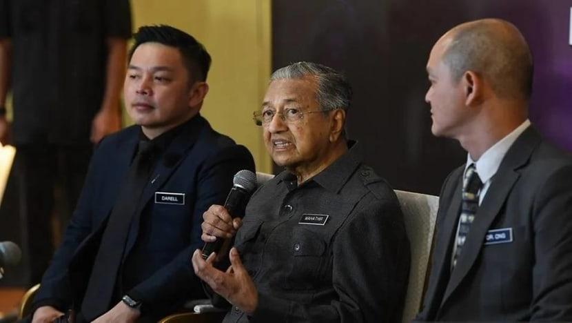 Third Malaysian national car prototype ready: PM Mahathir