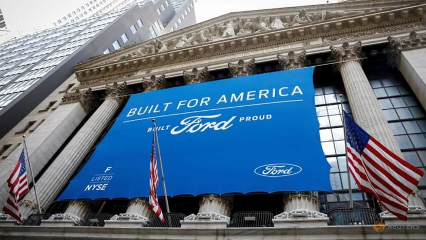 Ford boosts investment plan for EVs and self driving vehicles, reports loss