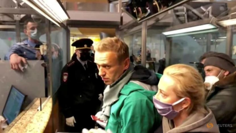 Navalny defiant as Russian court rejects his bid for freedom