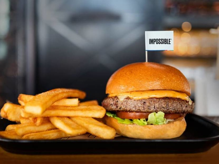 Taste test: We tried out 4 different Impossible Burger dishes at Marina Bay Sands