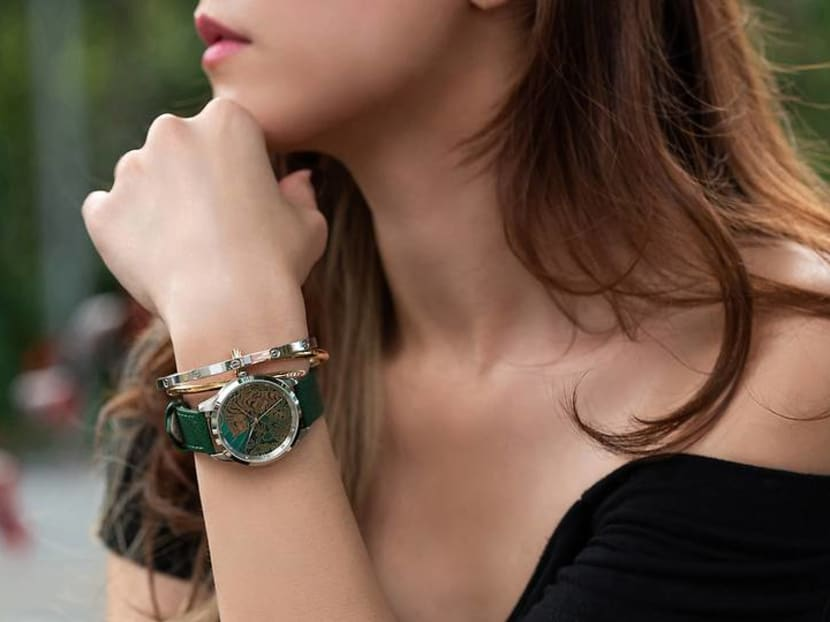 Made for her: Singapore brands are realising women love their watches, too