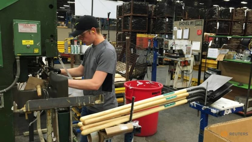 US manufacturing production unexpectedly drops in September