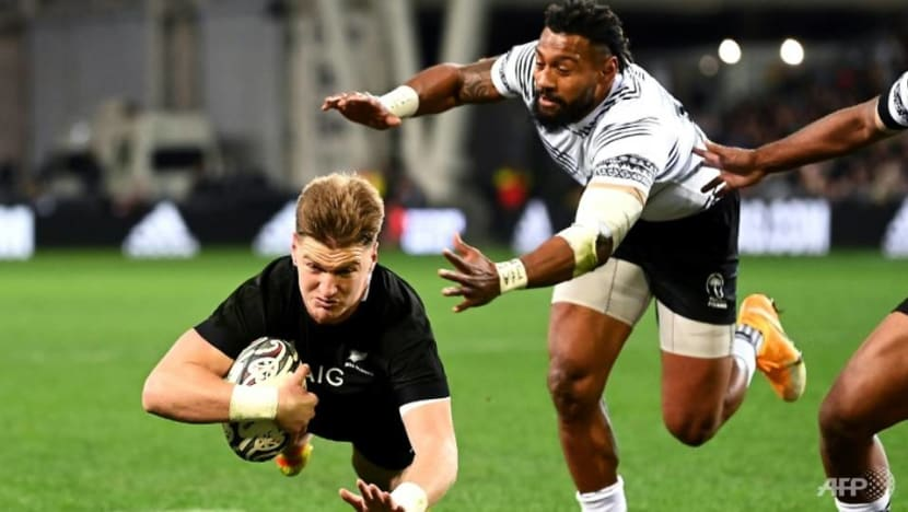Rugby: Fiji to wear 'vaccinate' message on jersey in second All Blacks Test