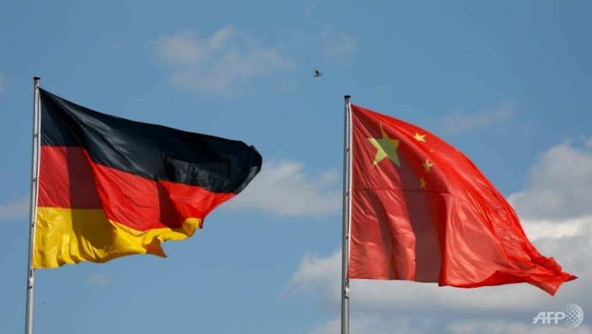 Man charged in Germany with spying for China
