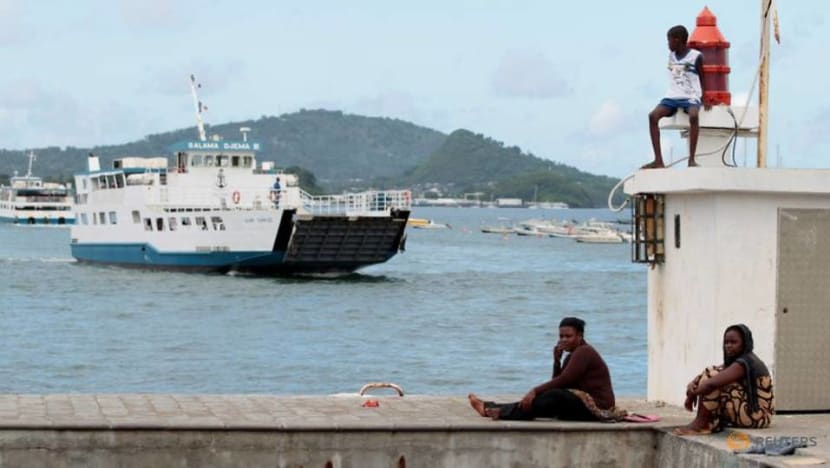 French Indian Ocean territory to keep COVID-19 shots at secret location