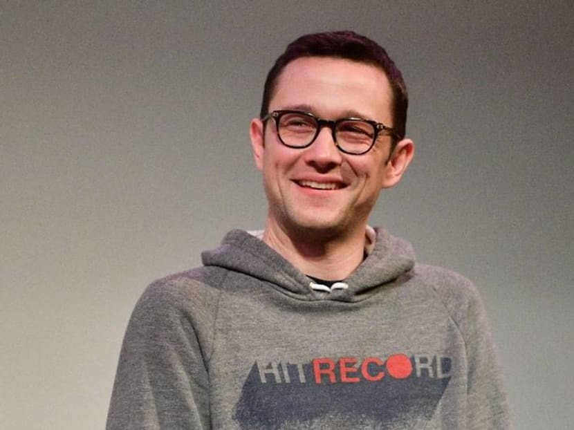 Actor Joseph Gordon-Levitt looking for talent, including someone who speaks Malay