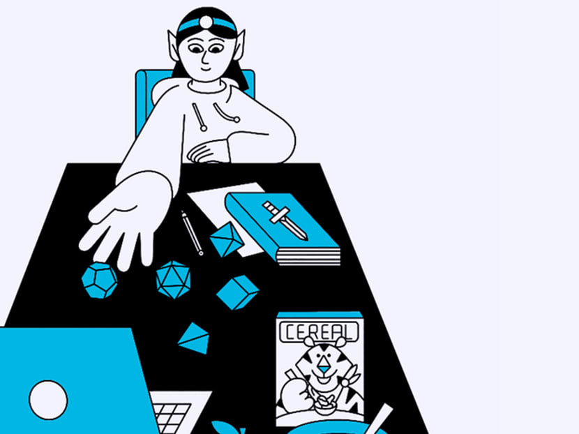 Want to escape reality? Try role-playing games
